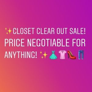 Other - Great deals! Great prices! ✨🙌🏼